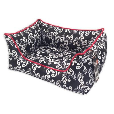 French Bull® Ziggy Polyester Cuddler Pet Bed