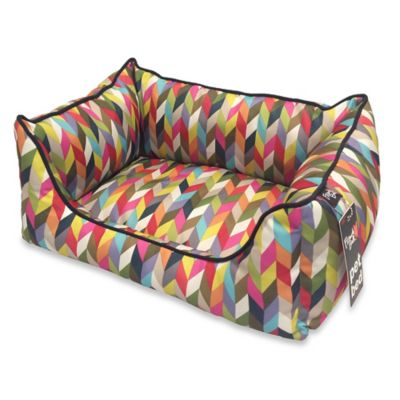 French Bull® Ziggy Polyester Cuddler Pet Bed