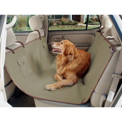 Solvit® Extra Wide Waterproof Pet Hammock Seat Cover