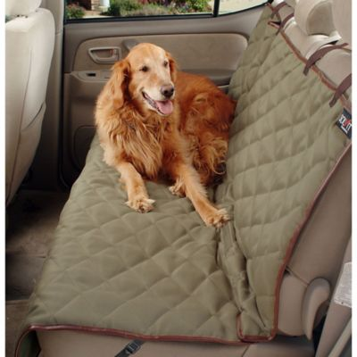 Deluxe Extra Wide Pet Bench Seat Cover for Dogs