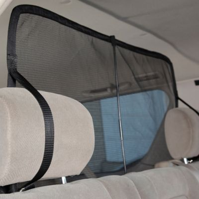 Cargo Area Pet Net Barrier in Black
