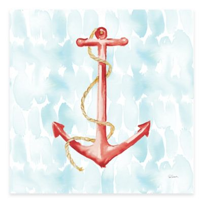 Anchor Dots I Wall Art