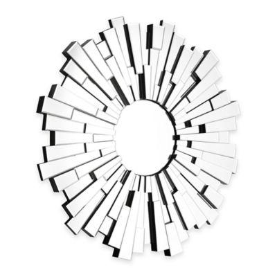Zuo® 47-Inch Burst Mirror