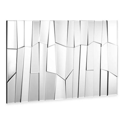 Zuo® 47.5-Inch x 32-Inch Glacier Mirror