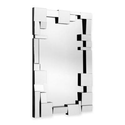 Zuo® 31.5-Inch x 49.6-Inch Construct Mirror