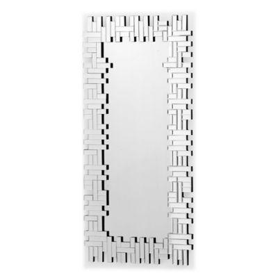 Zuo® 22.6-Inch x 47-Inch Shard Mirror