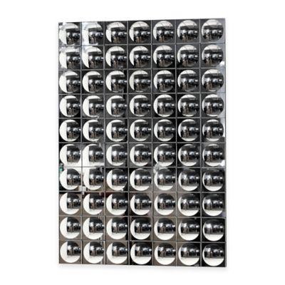 Zuo® 27.6-Inch x 39.4-Inch Cellular Mirror