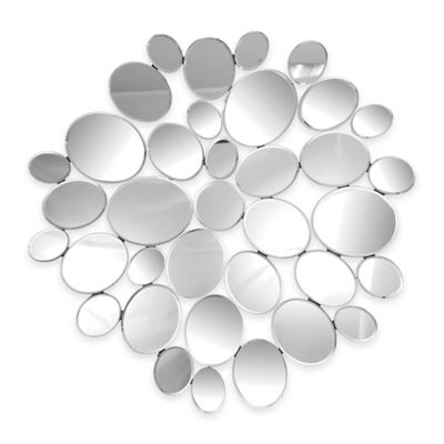 Abbyson Living® 33-Inch x 34-Inch Amelia Mirror