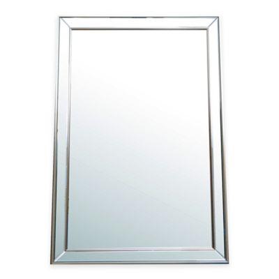 Abbyson Living® 31.5-Inch x 47-Inch Ariel Wall Mirror