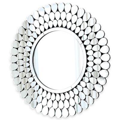 Abbyson Living® 39.5-Inch Radiance Wall Mirror