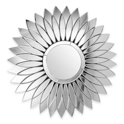 31.5-Inch Glass Mirror
