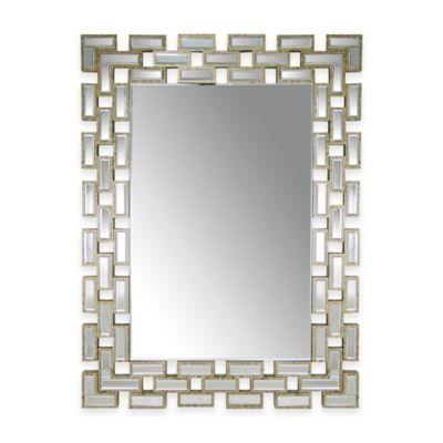 Abbyson Living® 35-Inch x 47-Inch Alexis Mirror