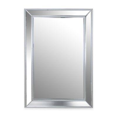 Abbyson Living® 32.5-Inch x 47-Inch Rectangular Venice Wall Mirror