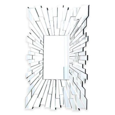 Abbyson Living® 23.5-Inch x 35.5-Inch Rectangular Empire Mirror