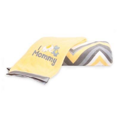 Baby Yellow Blanket