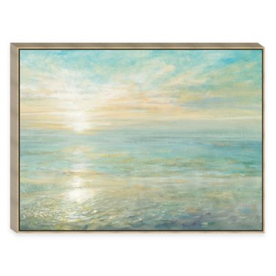 Sunrise Bay Wall Art