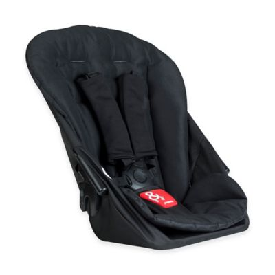 phil&teds® Dash™ Stroller Double Kit (Second Seat) in Black