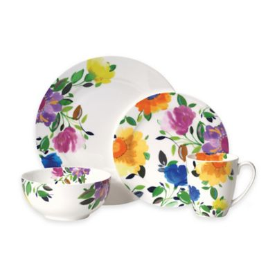 Garden Dinnerware Set