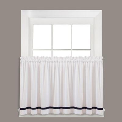 Kate 36-Inch Window Curtain Tier Pair in Tan