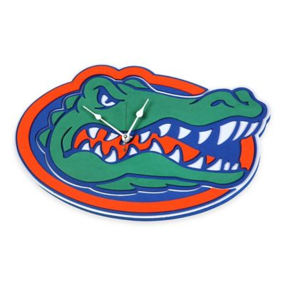 University of Florida Gators 3D Foam Wall Clock