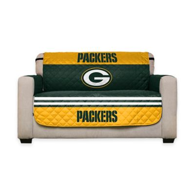 NFL Green Bay Packers Love Seat Cover