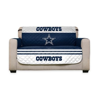 NFL Dallas Cowboys Love Seat Cover