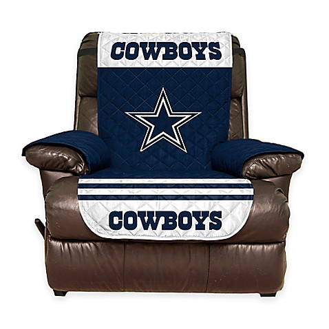 Buy Nfl Dallas Cowboys Recliner Cover From Bed Bath Amp Beyond