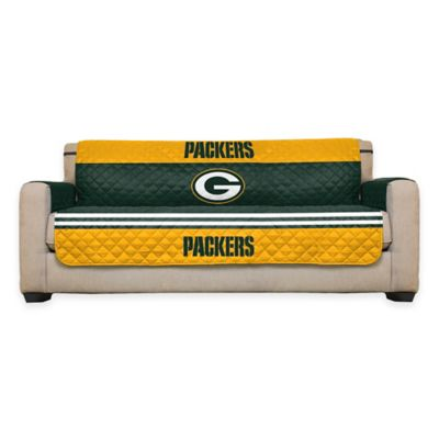 NFL Green Bay Packers Sofa Cover