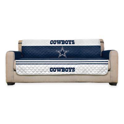 NFL Dallas Cowboys Sofa Cover