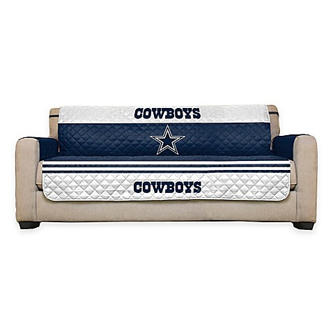 Buy Nfl Dallas Cowboys Sofa Cover From Bed Bath Amp Beyond