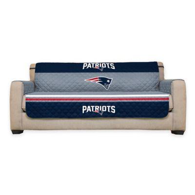 NFL New England Patriots Sofa Cover