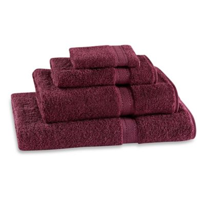 Avanti Egyptian Supreme Solid Bath Towel in Rose Berry
