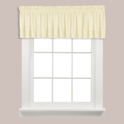 Holden Window Valance in Natural