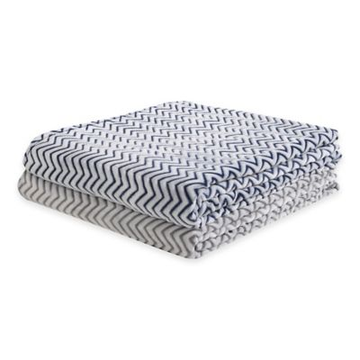 Gray Polyester Blankets