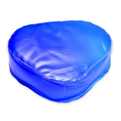 Buy kabootir comfort ring seat cushion in blue from bed for Bed bath beyond gel seat cushion