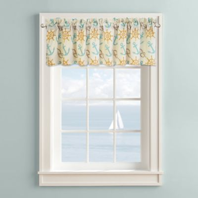 Set Sail Window Valance