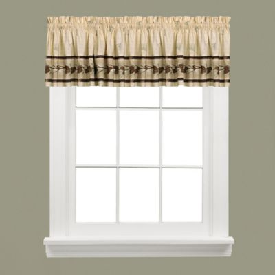 Pinehaven Window Valance