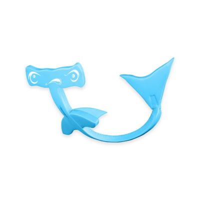 Super Soft® Flipper Dipper™ Hammerhead Shark in Marina Blue