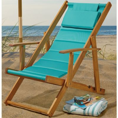 Eucalyptus Resort Beach Chair