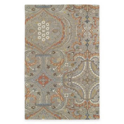 3 Taupe Area Rug