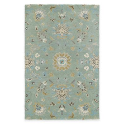 Kaleen Helena Collection Karpos 5-Foot x 7-Foot 9-Inch Area Rug in Light Brown