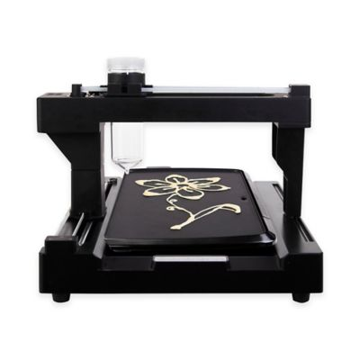 Pancake Bot Custom Pancake Printer in Black