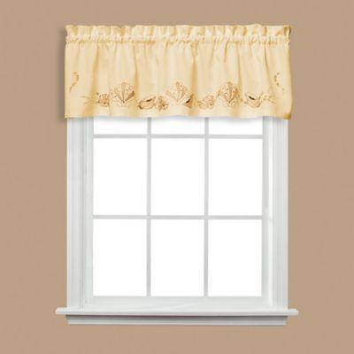 Seabreeze Window Valance