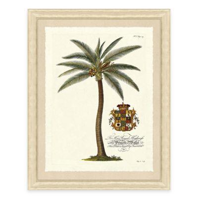 Palm Tree II Framed Art Print