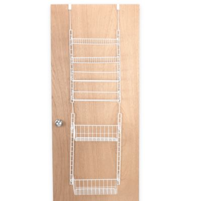 small Over the Door Pantry Rack
