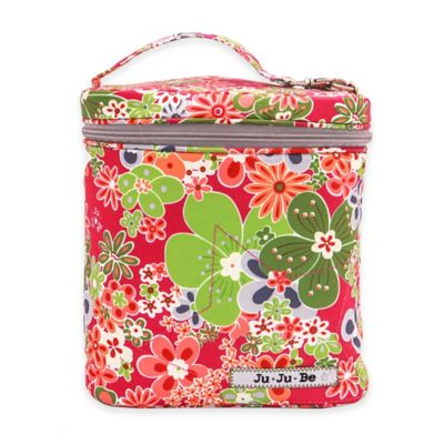 Ju-Ju-Be® Fuel Cell Bottle Bag/Lunch Pail in Perky Perennials