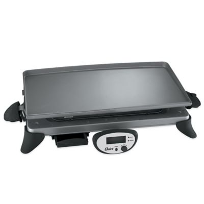 Oster® Digital Electric Griddle