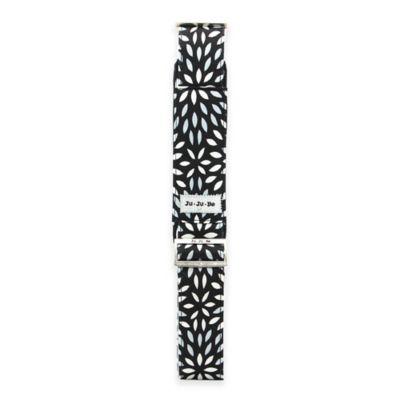 Ju-Ju-Be® Messenger Strap in Platinum Petals
