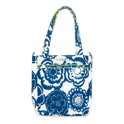 Ju-Ju-Be® Be Light Daily Tote in Cobalt Blossoms
