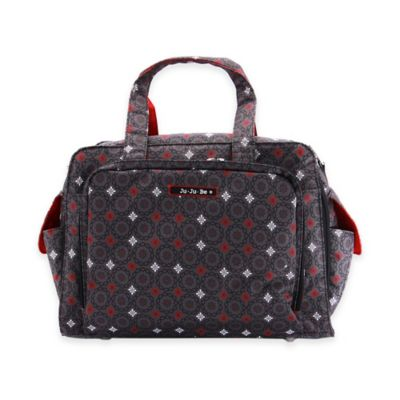 Ju-Ju-Be® Be Prepared Diaper Bag in Magic Merlot